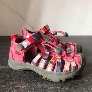 Keen Newport H2 Pink Outdoor Water Sandals